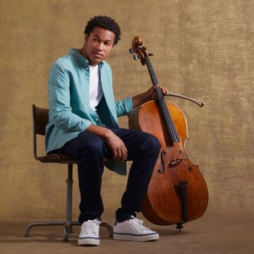 Nottingham's Sheku Kanneh-Mason wins top classical album of 2020 in UK's Official Chart