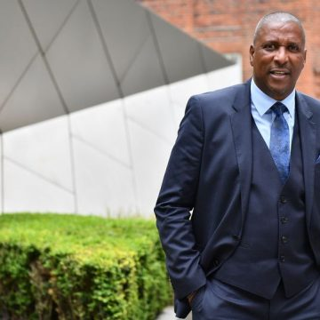 Viv Anderson says racist abuse now is worse than anything he ever faced