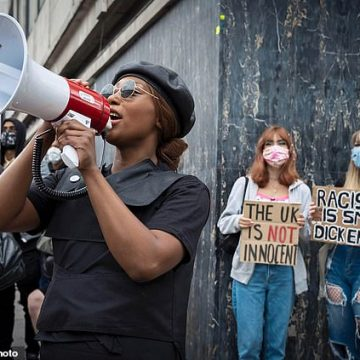 You're risking the lives of black people: Equalities campaigner Trevor Phillips blasts Charles Gordon founder of new BLM-inspired party after he's caught peddling conspiracy theories about vaccines